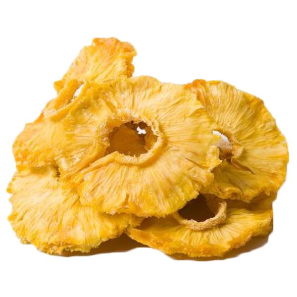 Кольца ананаса натуральная 100г